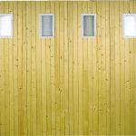 Porte de Garage 4 vantaux (Ouverture à déplacement latéral)