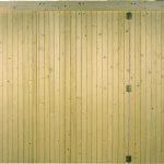 Porte de garage 4 vantaux ouverture accordéon